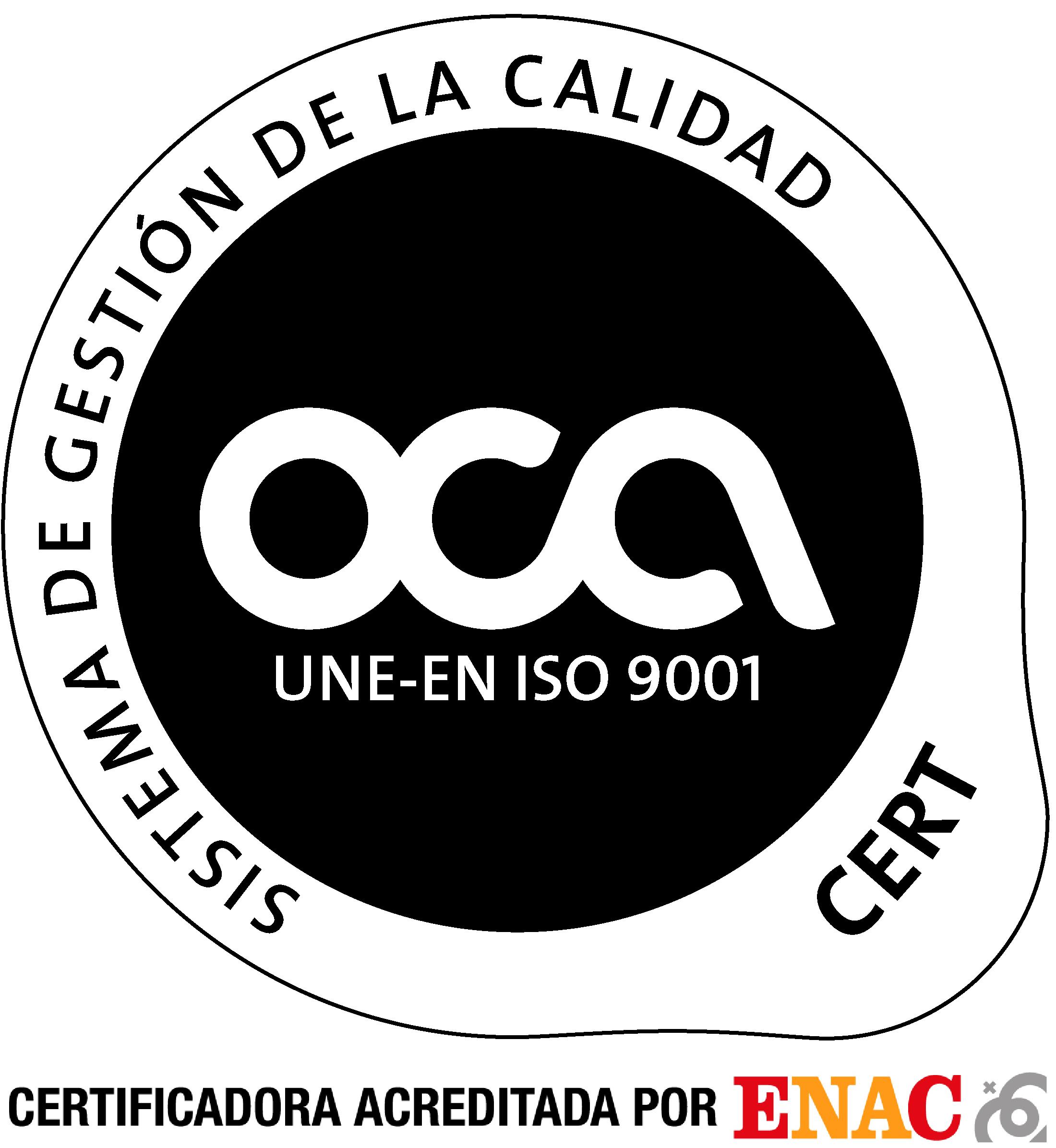 logo certificado gestion calidad