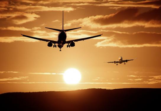 servicios aeropuertos avion